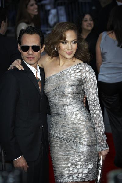 """The Back-Up Plan"" PremiereMarc Anthony, Jennifer Lopez4-21-2010 / Regency Village Theater / Westwood CA / CBS Films / Photo by Benny Haddad - Image 23917_0155"