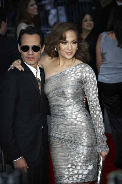 """The Back-Up Plan"" PremiereMarc Anthony, Jennifer Lopez4-21-2010 / Regency Village Theater / Westwood CA / CBS Films / Photo by Benny Haddad - Image 23917_0155"
