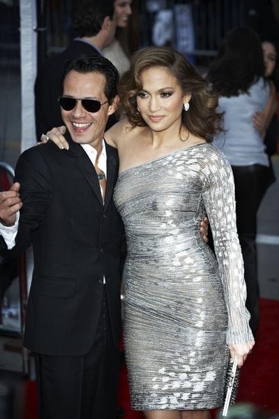 """The Back-Up Plan"" PremiereMarc Anthony, Jennifer Lopez4-21-2010 / Regency Village Theater / Westwood CA / CBS Films / Photo by Benny Haddad - Image 23917_0156"