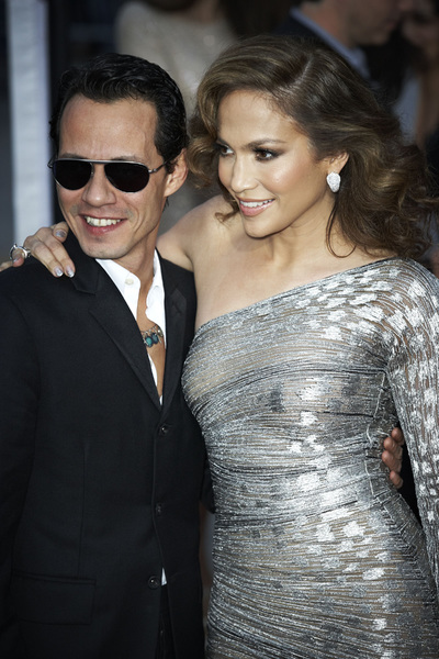 """The Back-Up Plan"" PremiereMarc Anthony, Jennifer Lopez4-21-2010 / Regency Village Theater / Westwood CA / CBS Films / Photo by Benny Haddad - Image 23917_0158"