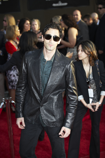 """Iron Man 2"" PremiereAdrien Brody4-26-2010 / El Capitan Theater / Hollywood CA / Paramount Pictures / Photo by Benny Haddad - Image 23923_0224"