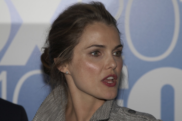 """FOX 2010 Programming Presentation Post Party""Keri Russell5-17-2010 / Wollman Rink in Central Park / New York / FOX / Photo by Theresa Raffetto - Image 23928_0110"