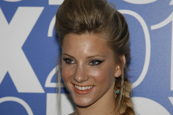 """FOX 2010 Programming Presentation Post Party""Heather Morris5-17-2010 / Wollman Rink in Central Park / New York / FOX / Photo by Theresa Raffetto - Image 23928_0254"