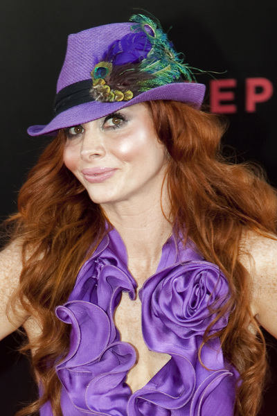"""Inception"" Premiere Phoebe Price7-13-2010 / Grauman"