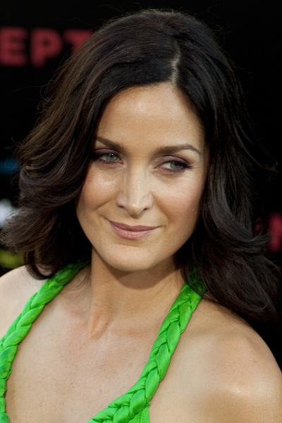 """Inception"" Premiere Carrie-Anne Moss7-13-2010 / Grauman"