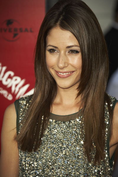 """Scott Pilgrim vs. the World"" Premiere Amanda Crew7-27-2010 / Grauman"