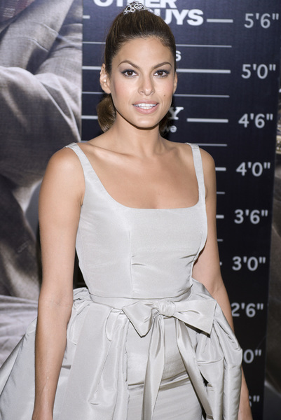 """The Other Guys"" PremiereEva Mendes8-2-2010 / Ziegfeld Theater / New York NY / Columbia Pictures / Photo by Lauren Krohn - Image 23954_0030"