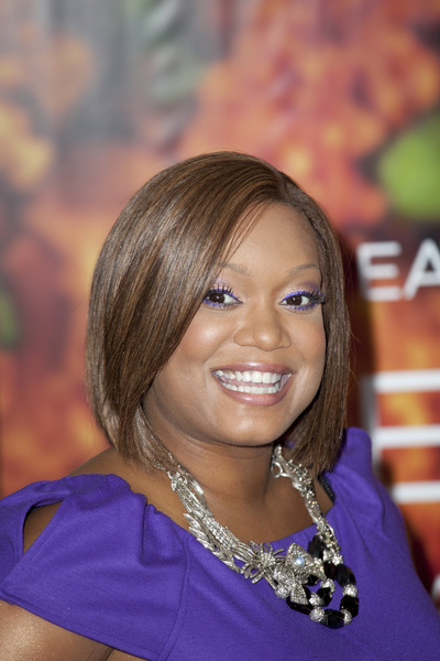 """Eat Pray Love"" Premiere Sunny Anderson8-10-2010 / Ziegfeld Theater / New York NY / Columbia Pictures / Photo by Lauren Krohn - Image 23957_0185"