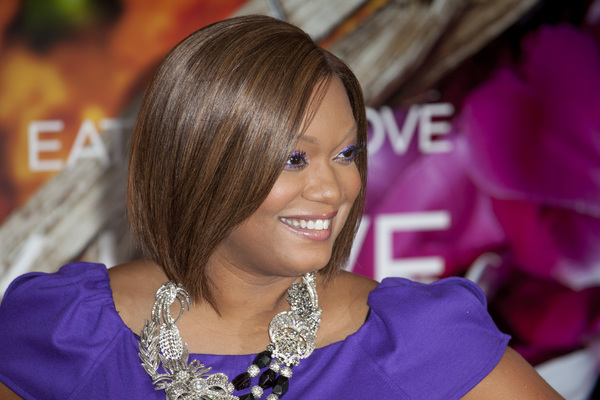 """Eat Pray Love"" Premiere Sunny Anderson8-10-2010 / Ziegfeld Theater / New York NY / Columbia Pictures / Photo by Lauren Krohn - Image 23957_0188"