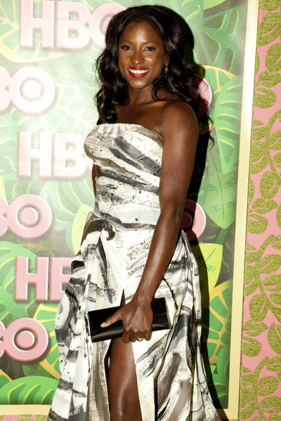 """HBO Post Emmy Party"" Rutina Wesley8-29-2010 / The Plaza at the Pacific Desighn Center / Hollywood CA / HBO / Photo by Annabel Park - Image 23964_0088"