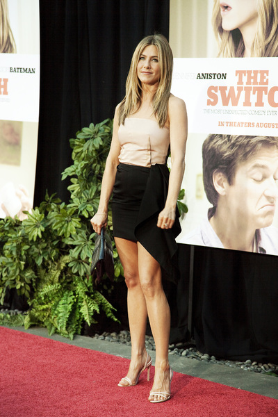 """The Switch"" Jennifer Aniston8-16-2010 / ArcLight Theater / Hollywood CA / Miramax Films / Photo by Annabel Park - Image 23966_0050"