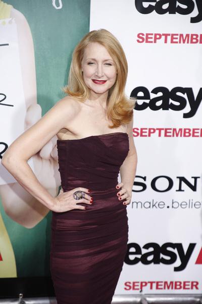 """Easy A"" Premiere Patricia Clarkson9-13-2010 / Grauman"