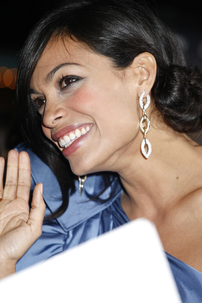 """Unstoppable"" Premiere Rosario Dawson10-26-2010 / Regency Village Theater / Westwood CA / Twentieth Century Fox / Photo by Eleonora Ghioldi - Image 23986_0131"