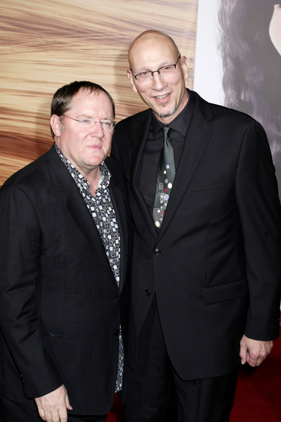 """Tangled"" PremiereJohn Lasseter, Roy Conli11-14-2010 / El Capitan Theater / Hollywood CA / Walt Disney Pictures / Photo by Eleonora Ghioldi - Image 23991_0077"