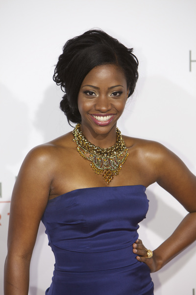 """""""How Do You Know"""" Premiere  Teyonah Parris12-13-2010 / Mann Village Theatre / Westwood CA / Columbia Pictures / Photo by Imeh Akpanudosen - Image 23998_0005"""