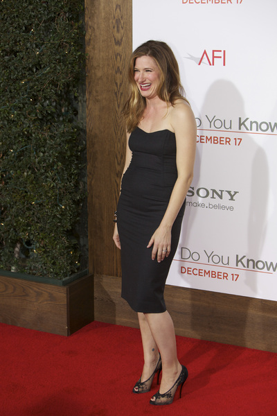 """""""How Do You Know"""" Premiere  Kathryn Hahn12-13-2010 / Mann Village Theatre / Westwood CA / Columbia Pictures / Photo by Imeh Akpanudosen - Image 23998_0016"""