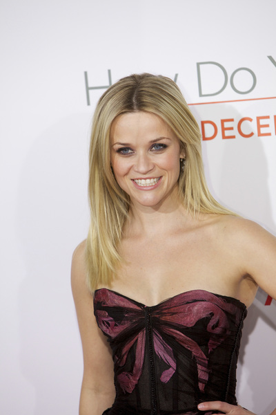 """""""How Do You Know"""" Premiere Reese Witherspoon12-13-2010 / Mann Village Theatre / Westwood CA / Columbia Pictures / Photo by Imeh Akpanudosen - Image 23998_0045"""