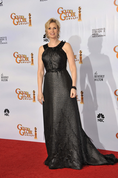 """The Golden Globe Awards - 68th Annual"" (Press Room)Jane Lynch1-16-2011 © 2011 Jean Cummings - Image 24010_0361"
