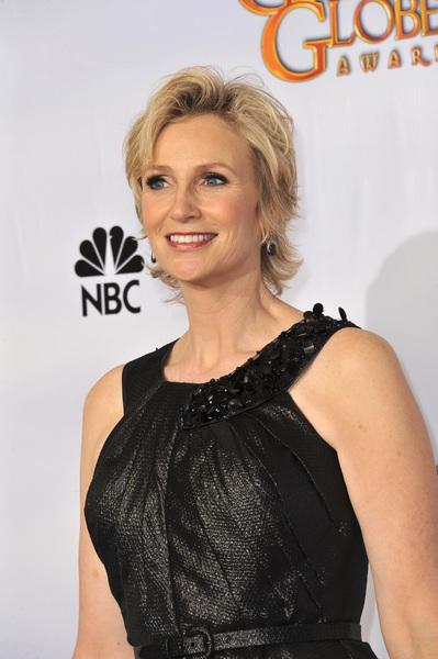 """The Golden Globe Awards - 68th Annual"" (Press Room)Jane Lynch1-16-2011 © 2011 Jean Cummings - Image 24010_0362"