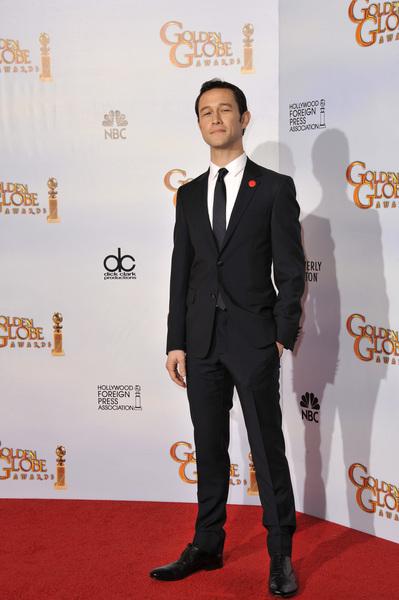 """The Golden Globe Awards - 68th Annual"" (Press Room)Joseph Gordon-Levitt1-16-2011 © 2011 Jean Cummings - Image 24010_0366"