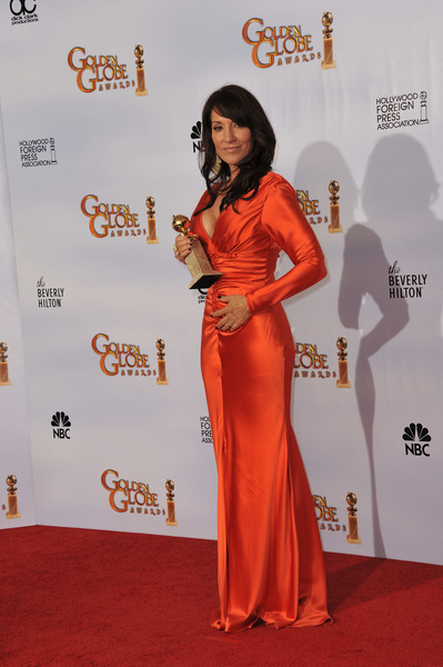 """The Golden Globe Awards - 68th Annual"" (Press Room)Katey Sagal1-16-2011 © 2011 Jean Cummings - Image 24010_0367"
