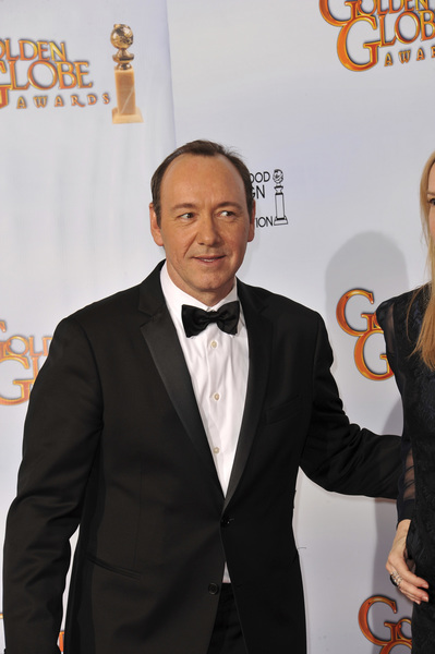 """""""The Golden Globe Awards - 68th Annual"""" (Press Room)Kevin Spacey1-16-2011 © 2011 Jean Cummings - Image 24010_0368"""