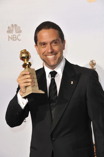 """""""The Golden Globe Awards - 68th Annual"""" (Press Room)Lee Unkrich1-16-2011 © 2011 Jean Cummings - Image 24010_0369"""