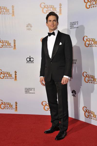 """The Golden Globe Awards - 68th Annual"" (Press Room)Matthew Bomer1-16-2011 © 2011 Jean Cummings - Image 24010_0373"