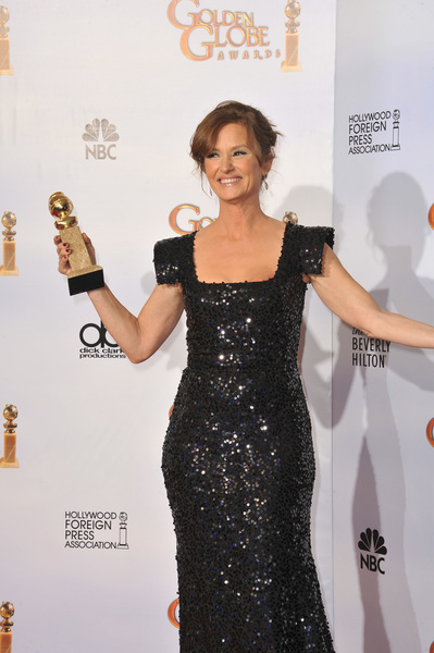 """The Golden Globe Awards - 68th Annual"" (Press Room)Melissa Leo1-16-2011 © 2011 Jean Cummings - Image 24010_0374"