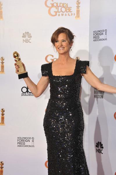 """The Golden Globe Awards - 68th Annual"" (Press Room)Melissa Leo1-16-2011 © 2011 Jean Cummings - Image 24010_0374"