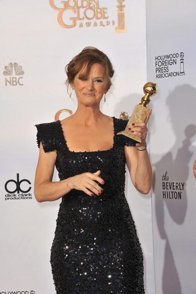 """The Golden Globe Awards - 68th Annual"" (Press Room)Melissa Leo1-16-2011 © 2011 Jean Cummings - Image 24010_0375"