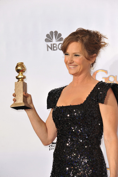 """The Golden Globe Awards - 68th Annual"" (Press Room)Melissa Leo1-16-2011 © 2011 Jean Cummings - Image 24010_0376"