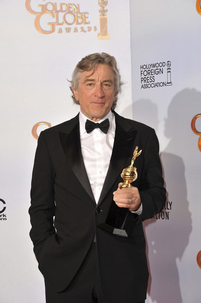 """The Golden Globe Awards - 68th Annual"" (Press Room)Robert De Niro1-16-2011 © 2011 Jean Cummings - Image 24010_0384"