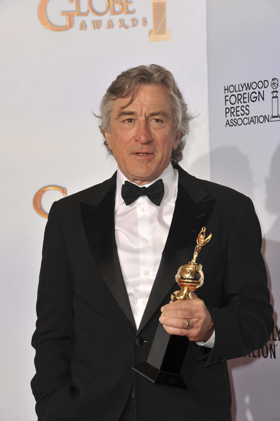 """The Golden Globe Awards - 68th Annual"" (Press Room)Robert De Niro1-16-2011 © 2011 Jean Cummings - Image 24010_0385"