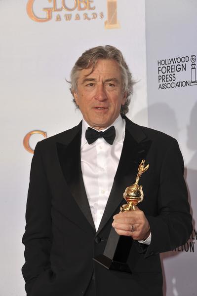 """The Golden Globe Awards - 68th Annual"" (Press Room)Robert De Niro1-16-2011 © 2011 Jean Cummings - Image 24010_0385"