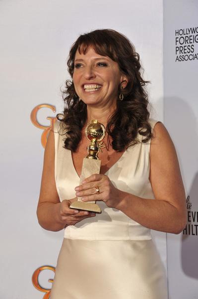 """The Golden Globe Awards - 68th Annual"" (Press Room)Susanne Bier1-16-2011 © 2011 Jean Cummings - Image 24010_0388"