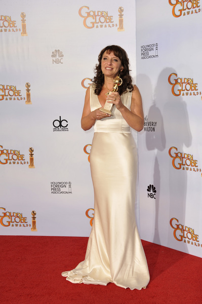 """The Golden Globe Awards - 68th Annual"" (Press Room)Susanne Bier1-16-2011 © 2011 Jean Cummings - Image 24010_0389"