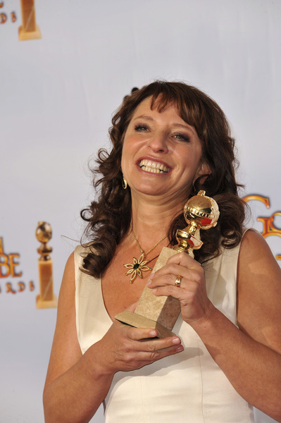 """The Golden Globe Awards - 68th Annual"" (Press Room)Susanne Bier1-16-2011 © 2011 Jean Cummings - Image 24010_0390"