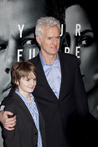 """The Adjustment Bureau"" Premiere John Slattery 2-14-2011 / Universal Studios / Ziegfeld Theater / New York NY / Photo by Lauren Krohn - Image 24021_0167"