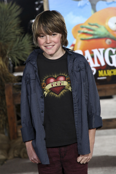 """Rango"" Premiere Spencer List 2-14-2011 / Paramount Studios / Village Theater / Los Angeles CA / Photo by Imeh Akpanudosen - Image 24022_0128"