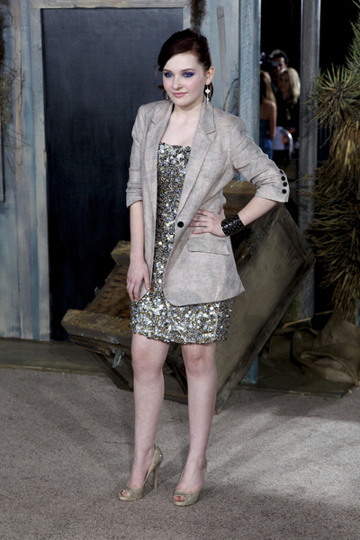"""Rango"" Premiere Abigail Breslin 2-14-2011 / Paramount Studios / Village Theater / Los Angeles CA / Photo by Imeh Akpanudosen - Image 24022_0239"