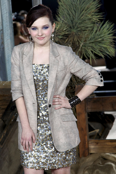 """Rango"" Premiere Abigail Breslin 2-14-2011 / Paramount Studios / Village Theater / Los Angeles CA / Photo by Imeh Akpanudosen - Image 24022_0242"