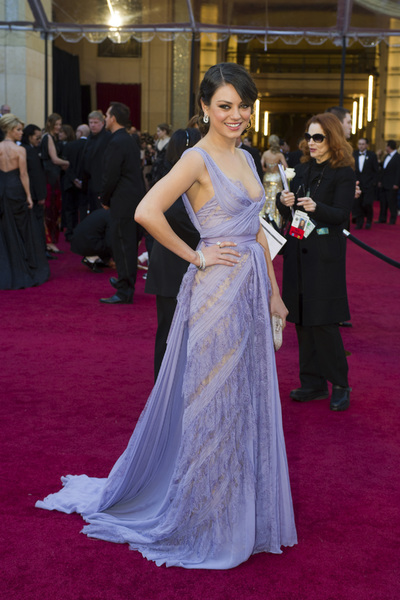 """The Academy Awards - 83rd Annual"" (Arrivals) Mila Kunis02-27-2011 Photo by Darren Decker © 2011 A.M.P.A.S. - Image 24036_0010"
