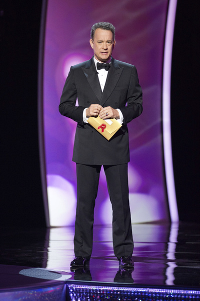 """The Academy Awards - 83rd Annual"" (Telecast) Tom Hanks02-27-2011 Photo by Michael Yada © 2011 A.M.P.A.S. - Image 24036_0303"