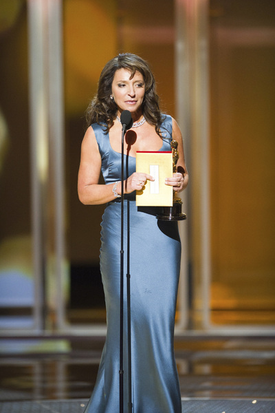 """The Academy Awards - 83rd Annual"" (Telecast) Susanne Bier02-27-2011 Photo by Michael Yada © 2011 A.M.P.A.S. - Image 24036_0324"