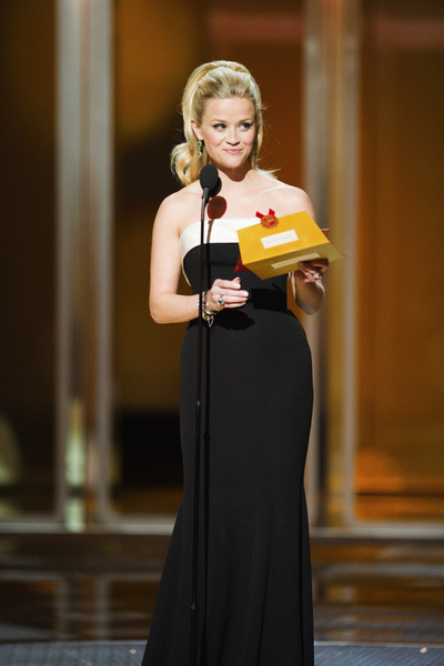 """The Academy Awards - 83rd Annual"" (Telecast) Reese Witherspoon02-27-2011 Photo by Michael Yada © 2011 A.M.P.A.S. - Image 24036_0325"