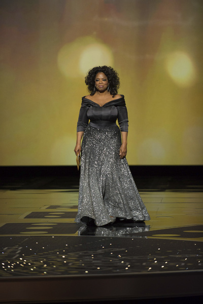 """The Academy Awards - 83rd Annual"" (Telecast) Oprah Winfrey02-27-2011 Photo by Michael Yada © 2011 A.M.P.A.S. - Image 24036_0371"
