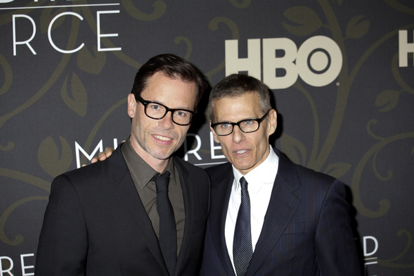 """Mildred Pierce"" Premiere Guy Pearce3-21-2011 / HBO / Ziegfeld Theater / New York NY / Photo by Lauren Krohn - Image 24041_0073"