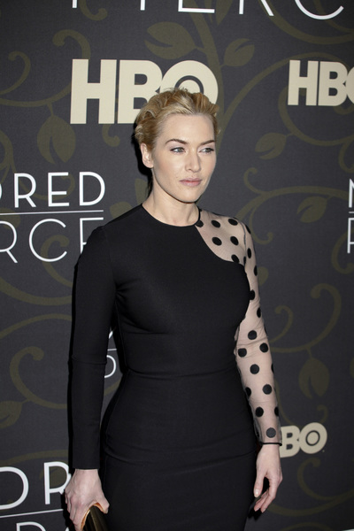 """Mildred Pierce"" Premiere Kate Winslet3-21-2011 / HBO / Ziegfeld Theater / New York NY / Photo by Lauren Krohn - Image 24041_0102"