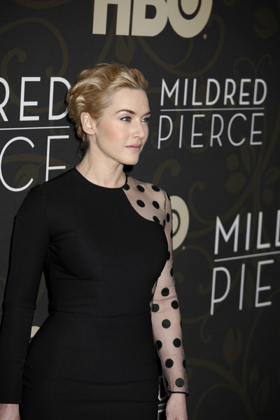 """Mildred Pierce"" Premiere Kate Winslet3-21-2011 / HBO / Ziegfeld Theater / New York NY / Photo by Lauren Krohn - Image 24041_0105"
